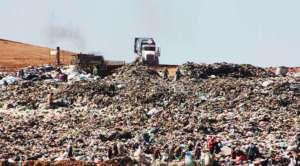 Penasco's landfill
