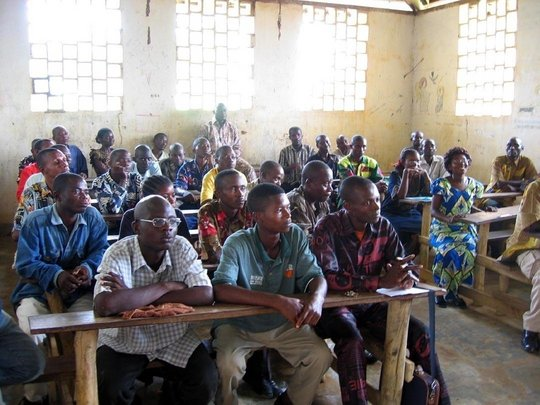 Make College an Option for 70 Congo (DRC) Students
