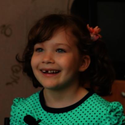 Karina, 5 years old