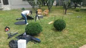 Preparation for production of videoprofiles