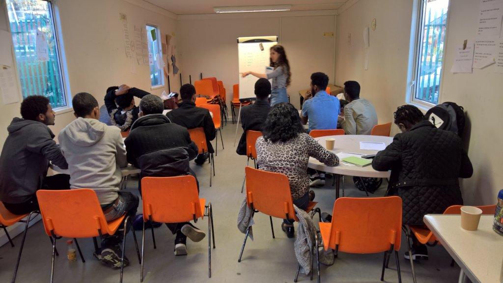 Skills Training in Literacy/Numeracy