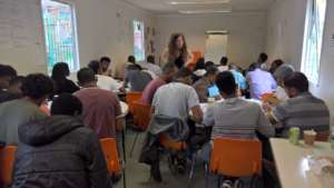 Skills Training in English Literacy/Numeracy