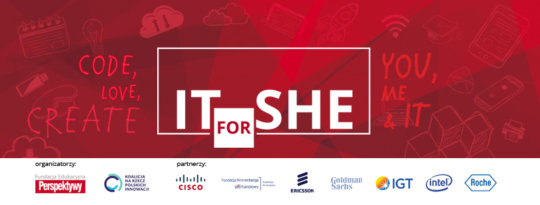 IT for SHE