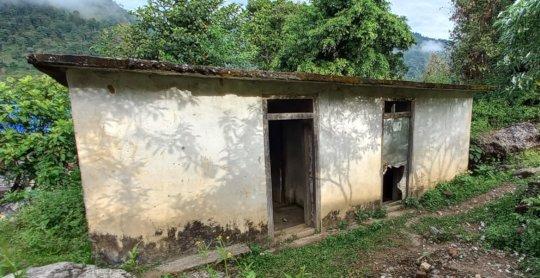 Girls-friendly Toilets in  Rural Schools of Kavre.