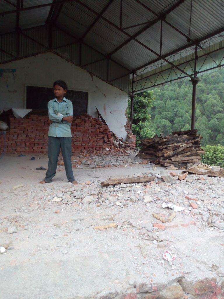 Reconstruction work will begin in November