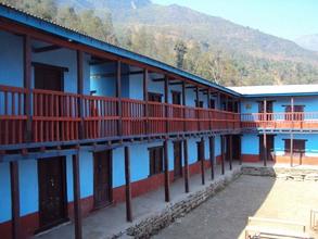 Mahakali Lower Secondary School after renovations