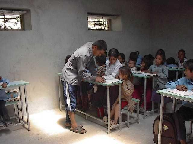 Improve education for Nepali girls and minorities