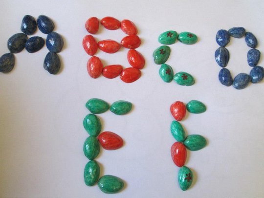 Using beads in the classroom