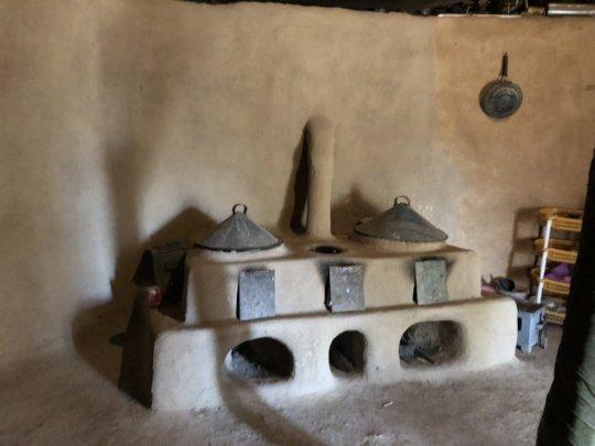 A mogogo oven