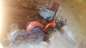 Chyaduk MHP installation