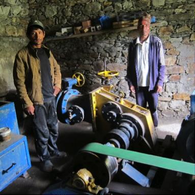 Ghoti power house operators