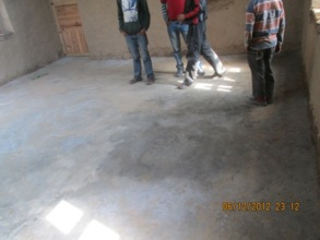 New Concrete Floors ready for Machinery