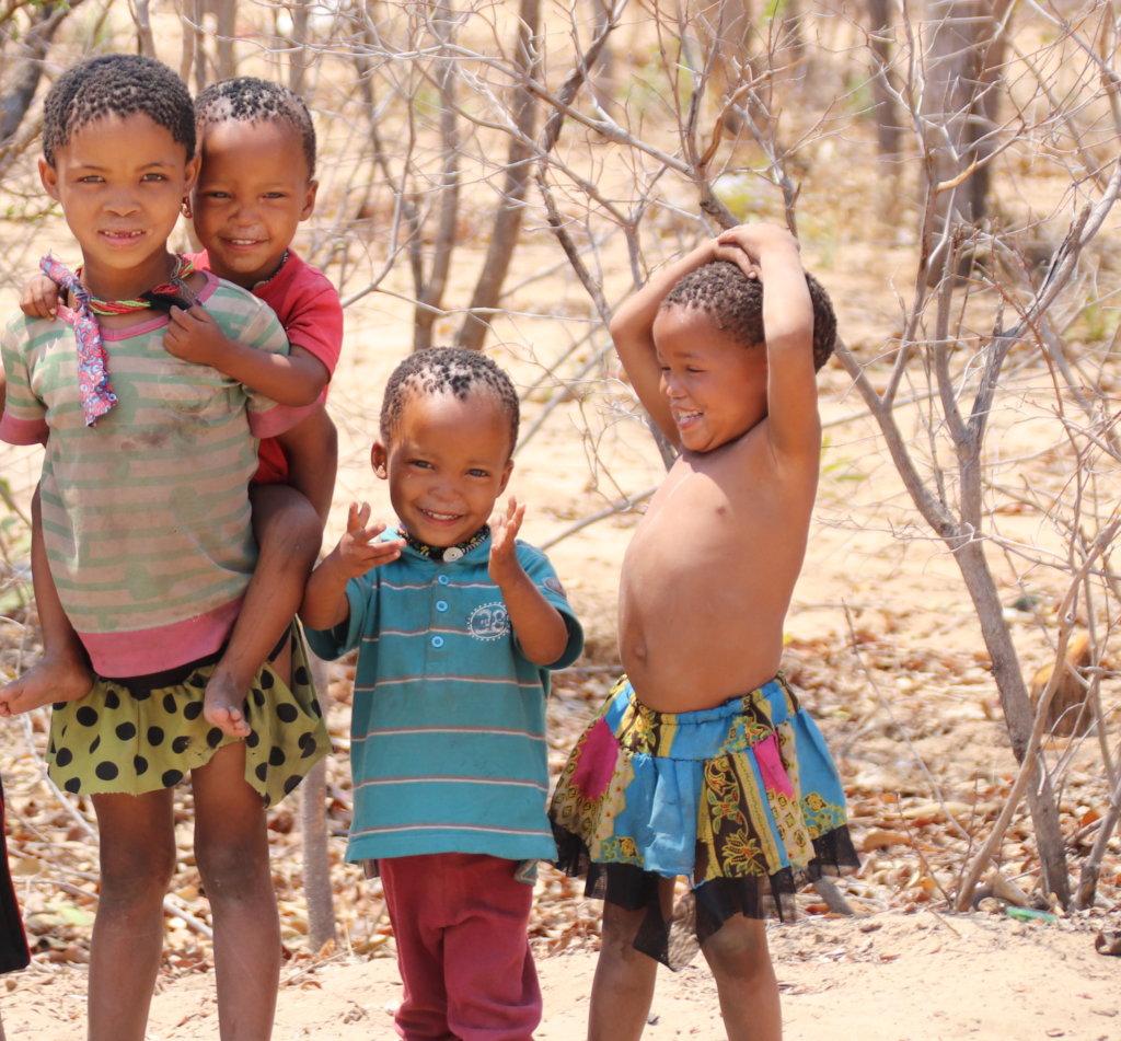 Bushmen Renaissance and Re-emergence