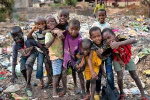 Making Shoes For Ebola Survivors