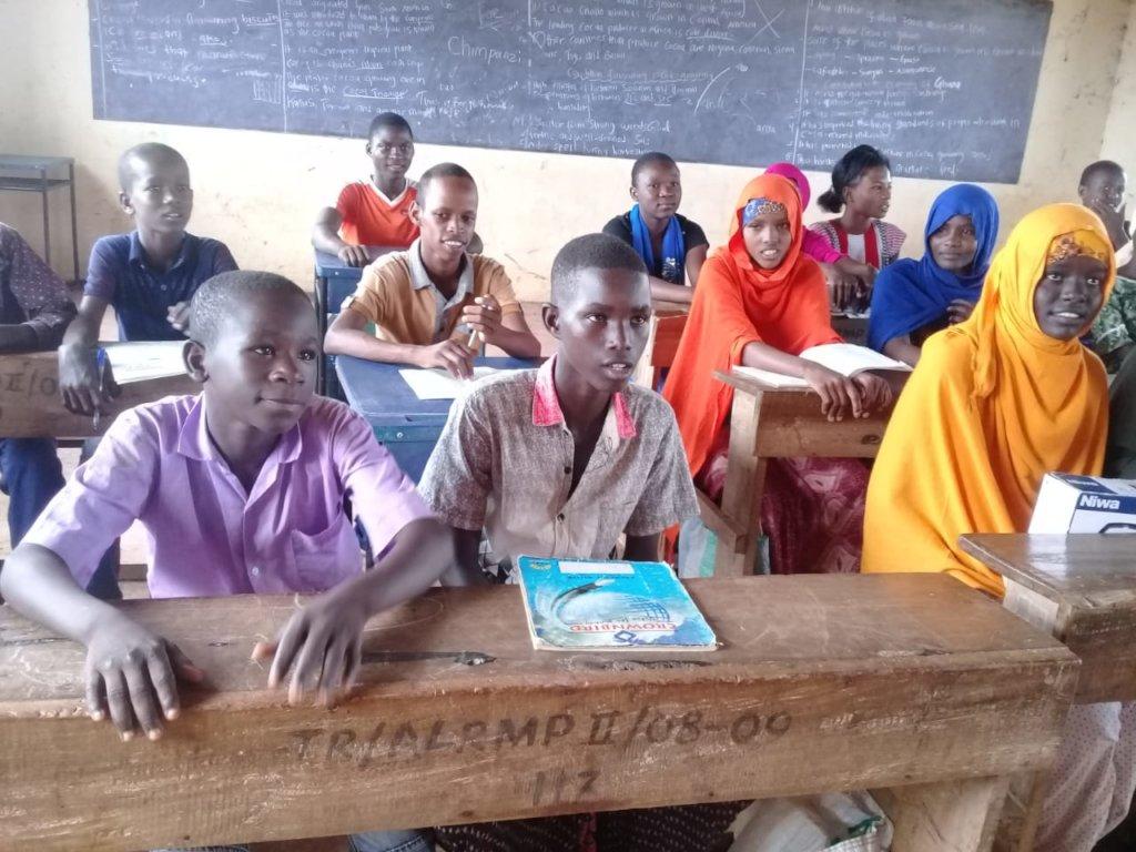 Onwardei Students