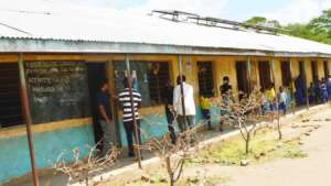 Primary school benefitting from solar