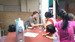 Mobile Health Clinic sessions