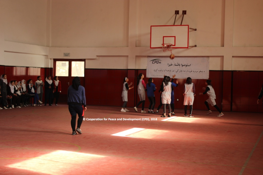 Semi-final: Al-Fath and Ayesha-e-Durani