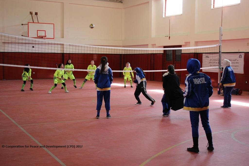 The match between Tajwar Sultana & Malalay teams