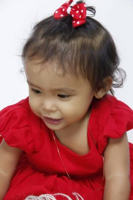 Help Baby Brielle Receive a Birthday Gift of Life