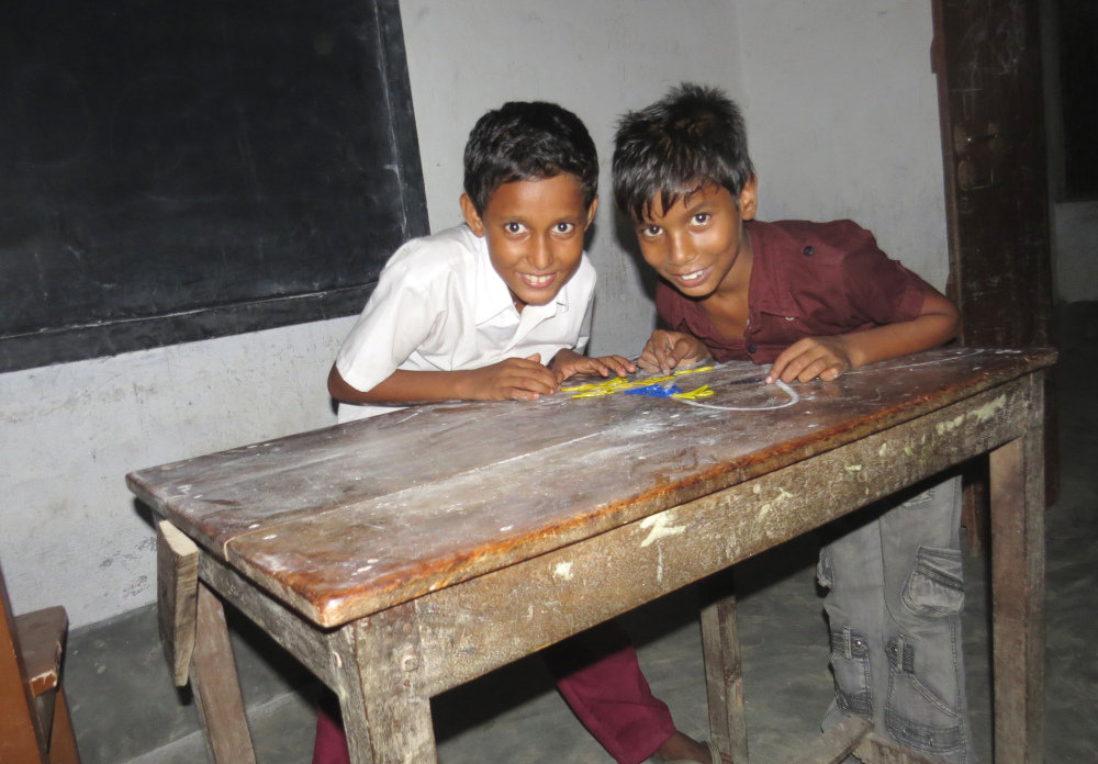 HELP US EDUCATE CHILDREN IN RURAL INDIA