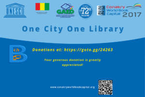 One City One Learning Resources Center in Guinea