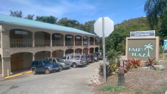 Island Health location at Palm Plaza