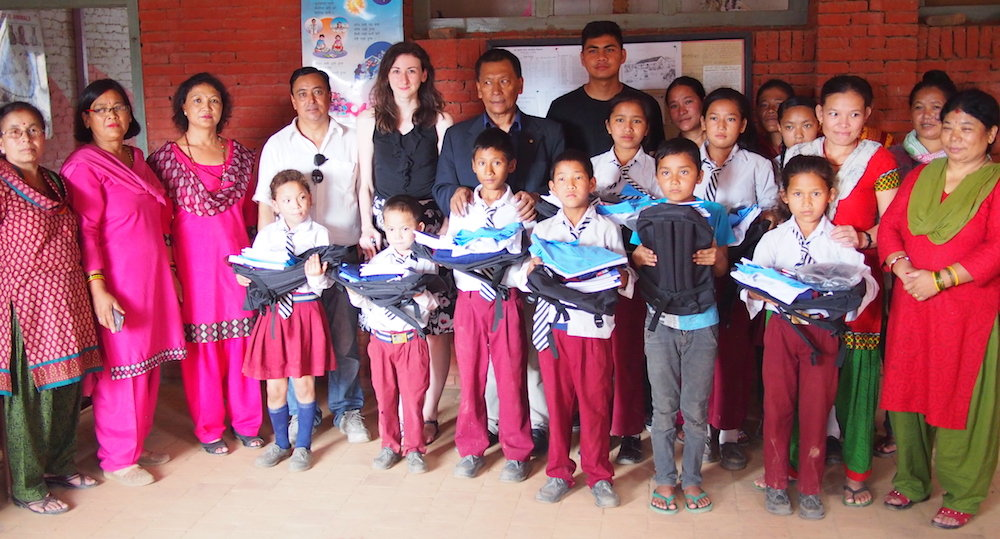 CONCERN-Nepal, Teachers and Beneficiaries