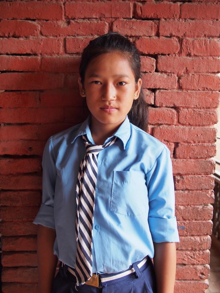 Muskan Tamang, 13