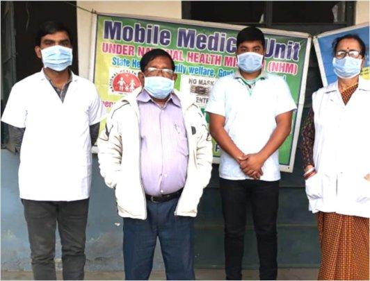 The Dedicated Health Team
