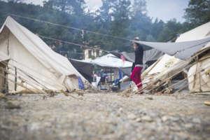 Petra-Olympou Refugee Camp