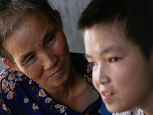 Support a Family Affected by Agent Orange