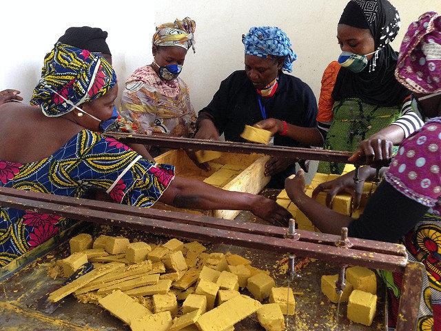 Empower 30 Rape Survivors Through Soap Sales
