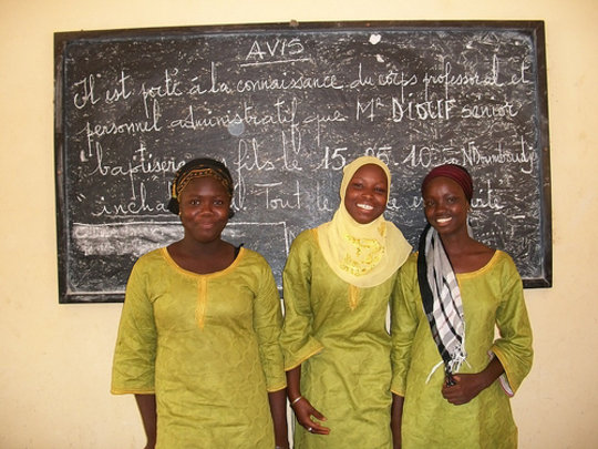 WGEP Senegal scholars
