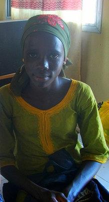 WGEP Senegal scholar Aminata