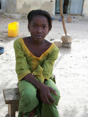 WGEP Senegal scholar Yacine