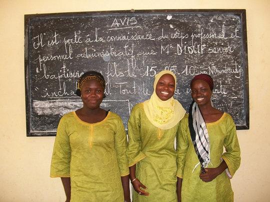 Smiling Scholars