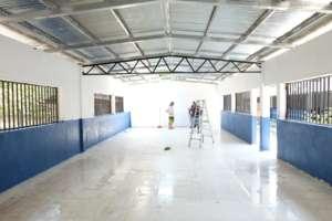 inside of classroom 2