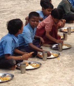 Feed Children in School