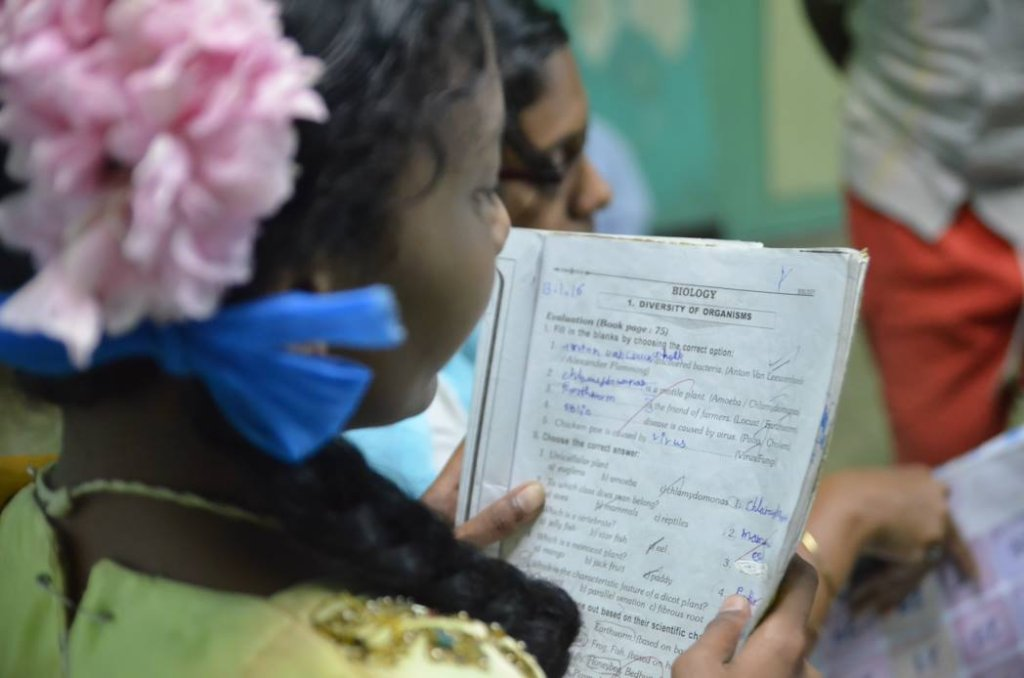 Help start 5 new evening schools for 200 children
