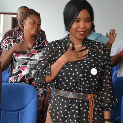 Aminata from Sierra Leone