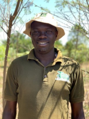 Ibrahima, TREES tech conducted recent trainings