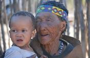 Provide food & water to 260 San People in Botswana