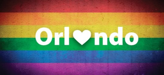 Support survivors of the Orlando shooting