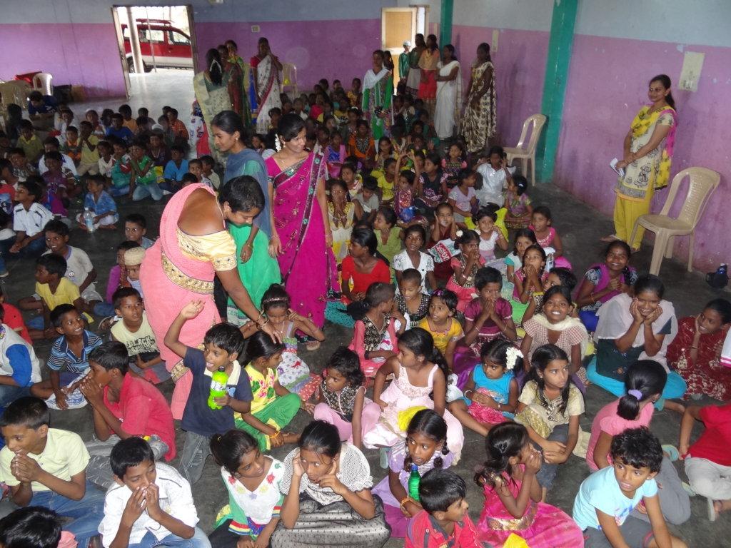 Educational Material for 50 children