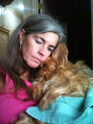Helping Our Pets Cross the Rainbow Bridge at Home