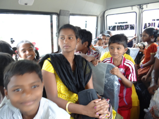 Children in the Vehicle