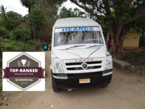 Support required for Maintenance of the Vehicle