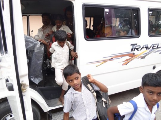 Transport for children