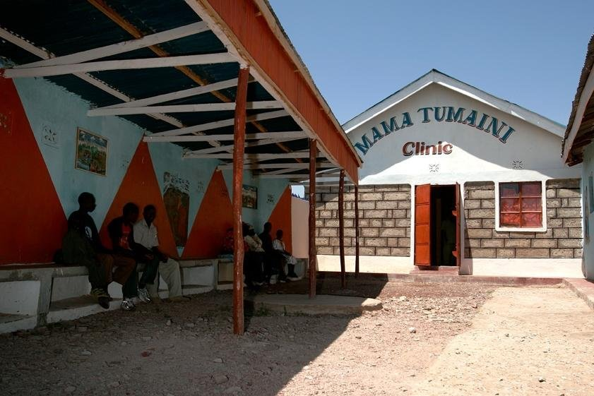 Mama Hope Health Clinic for Rural Kenyan Families